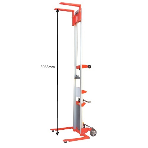 3.5mtr  Winch Lifter 159KG Capacity