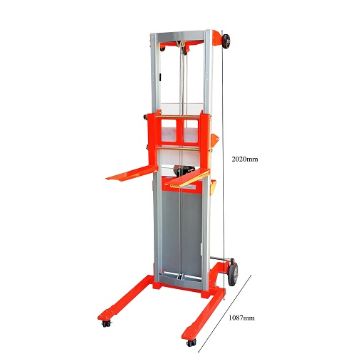 Air Door Lifts : New duct winch lifter lifts air conditioners garage