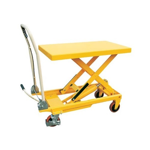 Hydraulic Scissor Lift Table- 300kg Capacity / 880mm Lift