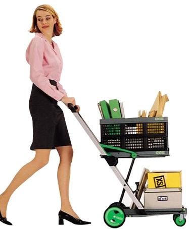 office trolley cart. Clax Folding Office Cart / Trolley