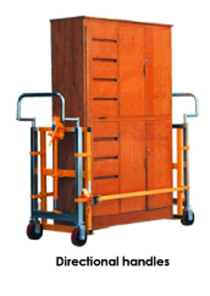 1800KG Switchboard/ Furniture Moving Trolley