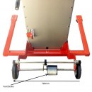 3.5mtr  Winch Lifter 159KG Capacity 6