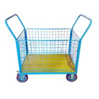 500KG Cage trolley1200x800mm