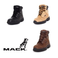 MACK BULLDOG SAFETY BOOT