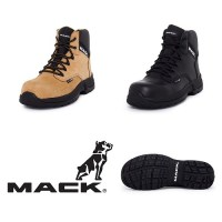 7ee55aa696b Mack Boots- Titan Lace Up Work Safety Boots