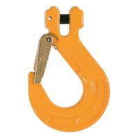 Grade 80 Clevis Sling Hook With Safety Latch