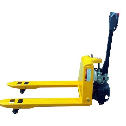 1500kg Semi Electric Pallet Jack Mitaco Mitaco Pty Ltd
