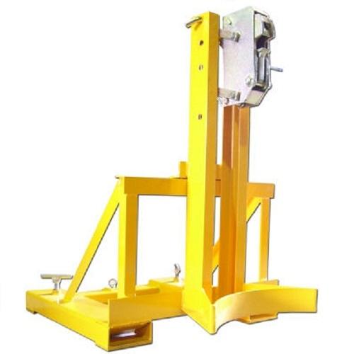 Drum Picker / Single / Forklift Attachment | Mitaco | Mitaco Pty Ltd